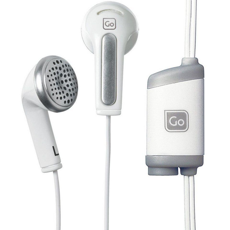 Go Travel Elektro + Elektronikgeräte Share Phones Kopfhörer in weiß