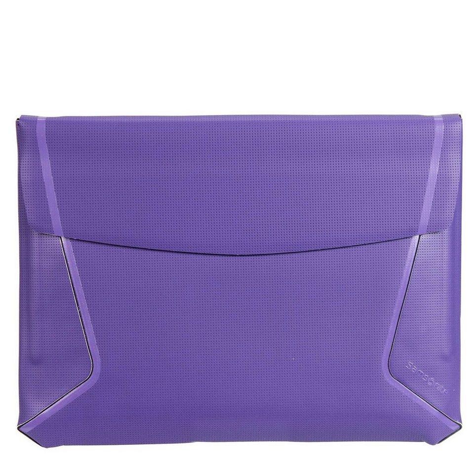 Samsonite Thermo Tech Macbook Sleeve Laptophülle 37 cm in purple