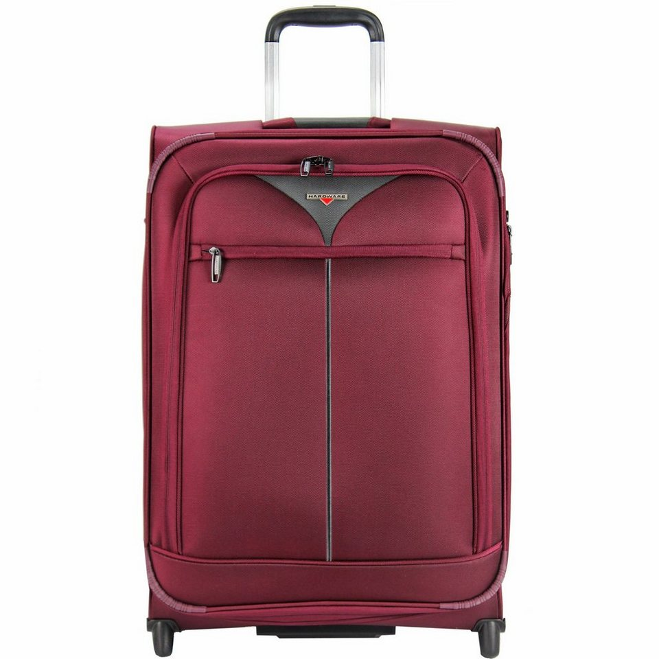 Hardware Skyline 3000 2-Rollen Trolley 73 cm in berry-grey