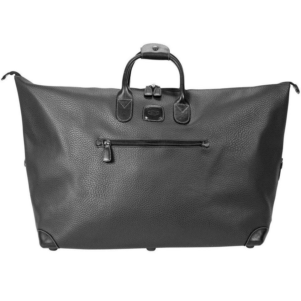 Bric's Magellano Reisetasche 55 cm in schwarz