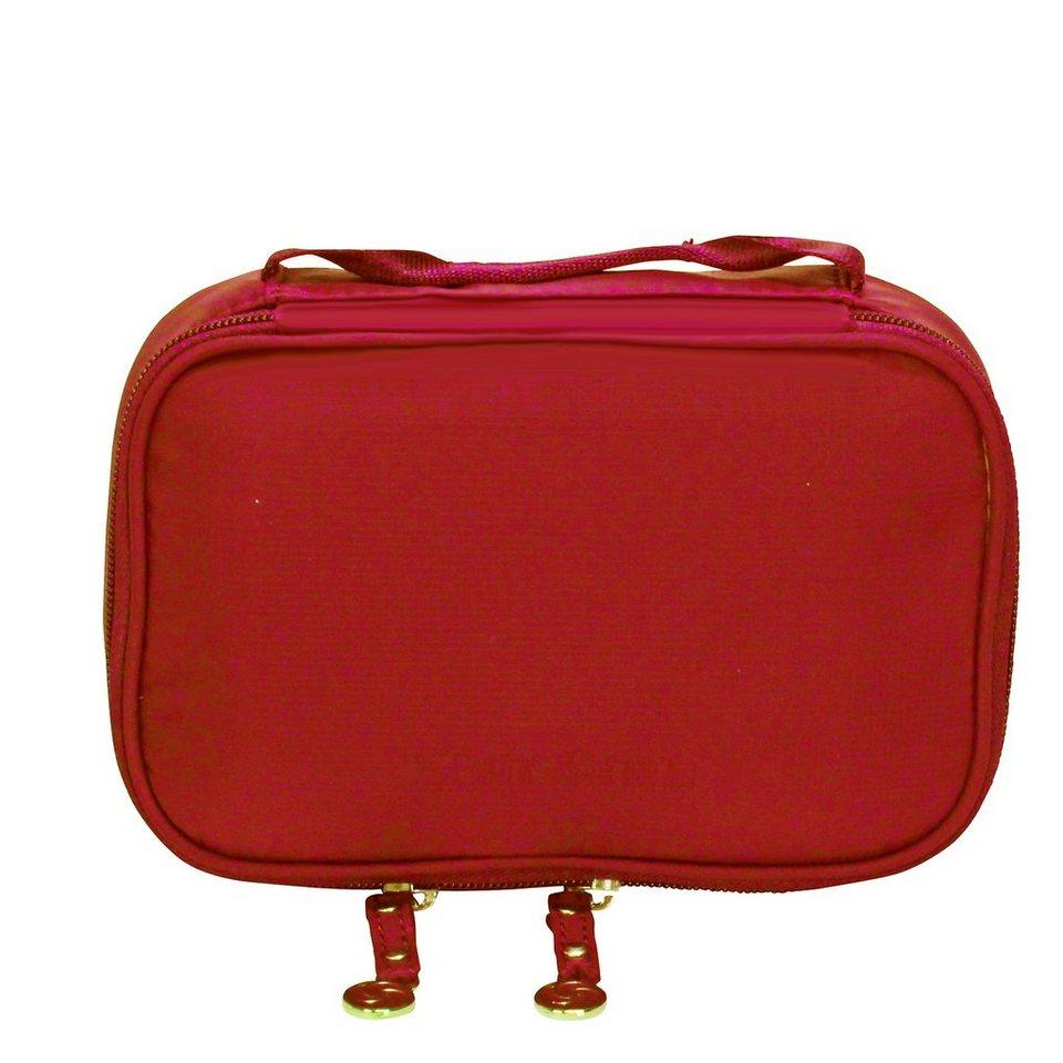 Samsonite Move Cosmetic Cases Make-Up Bag Kosmetiktasche 18,5 cm in poppy red