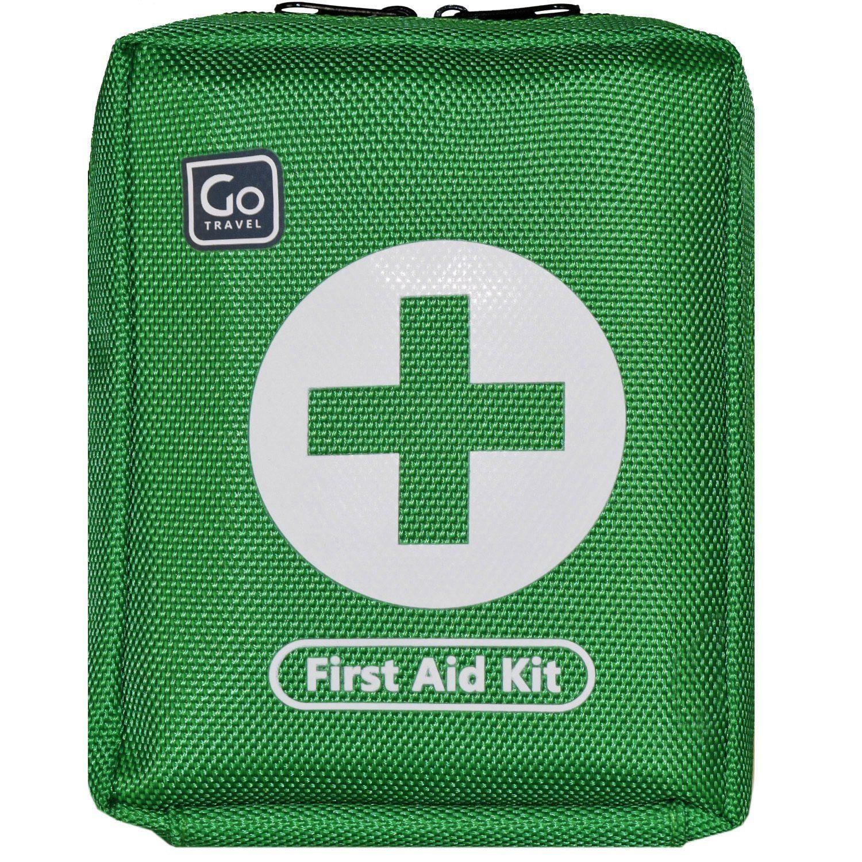 Go Travel Gesundheit + Komfort First Aid Kit Erste-Hilfe-Set Tasche Reisea