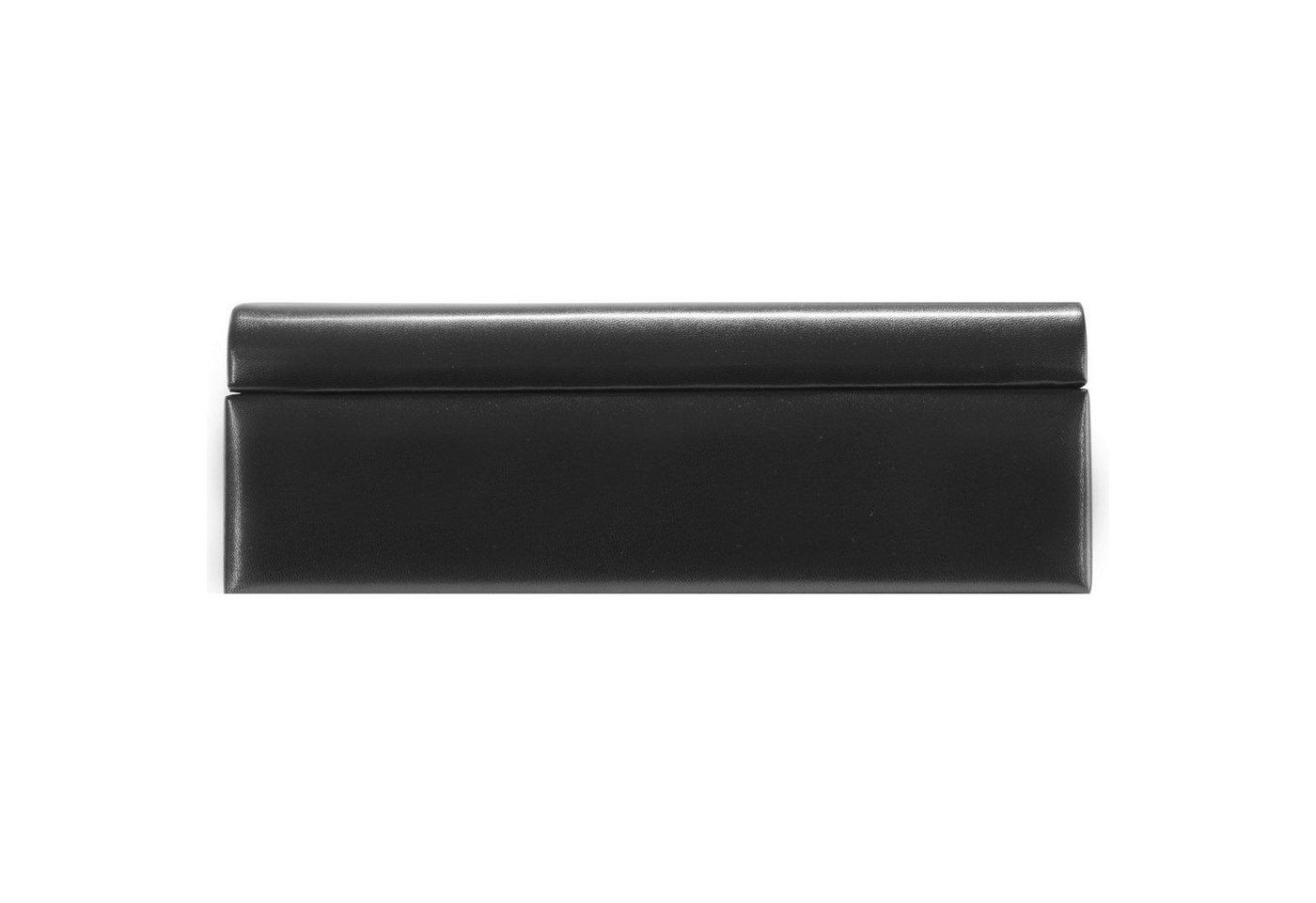 Windrose Merino Charmbox Schmuckkasten 30,5 cm | Schmuck > Schmuckaufbewahrungen > Schmuckkästen | Schwarz | Windrose