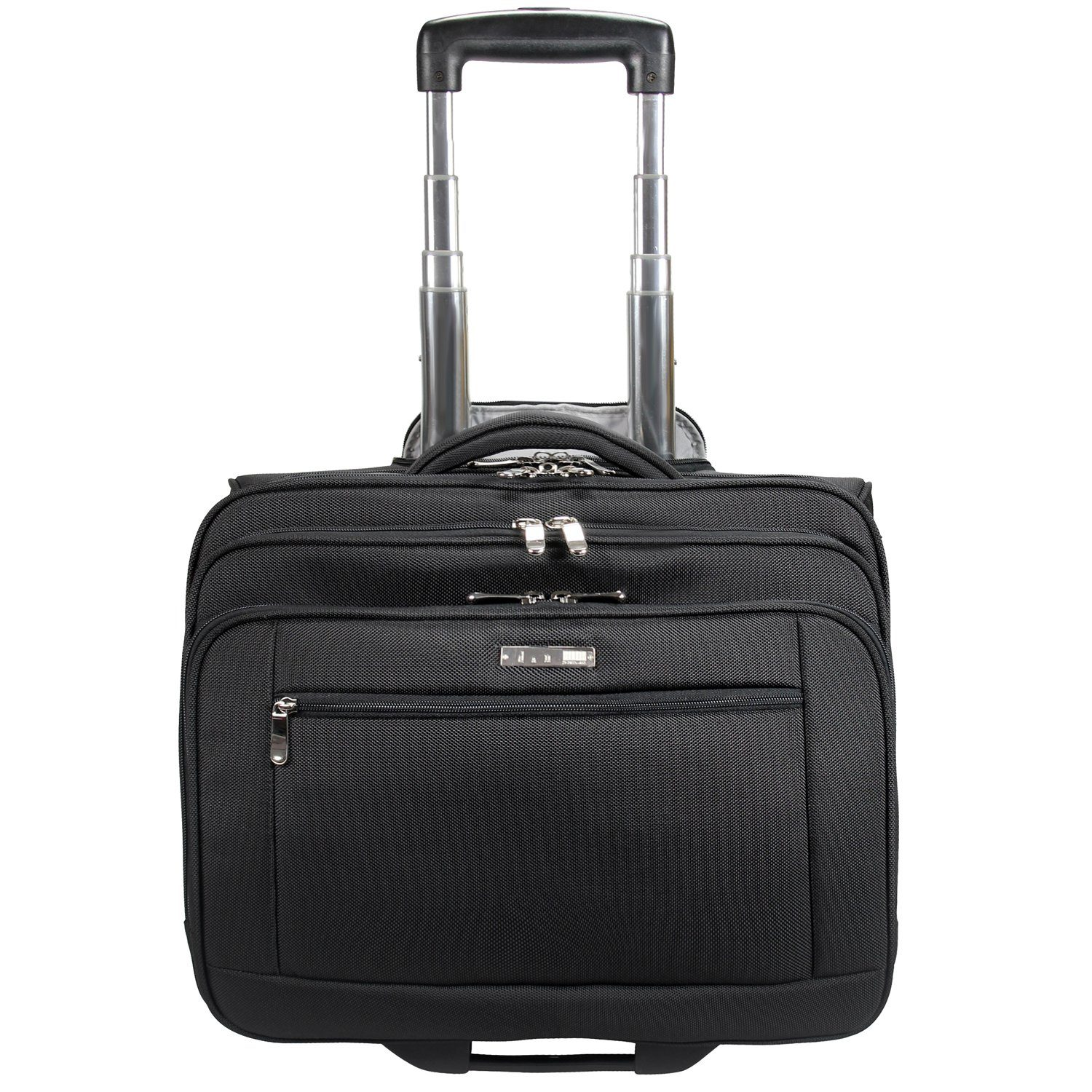 d & n Bussiness & Travel Business-Trolley 42 cm Laptopfach