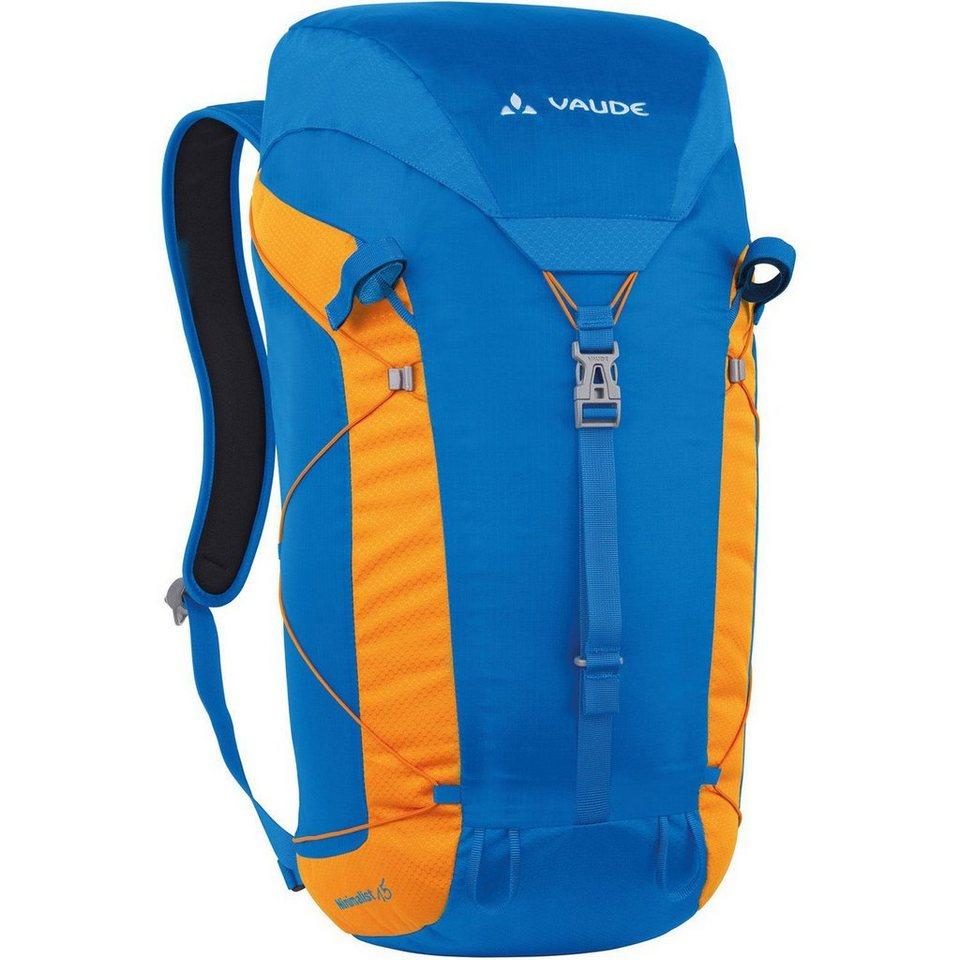 VAUDE Trek & Trail Minimalist 15 Rucksack 48 cm in blue