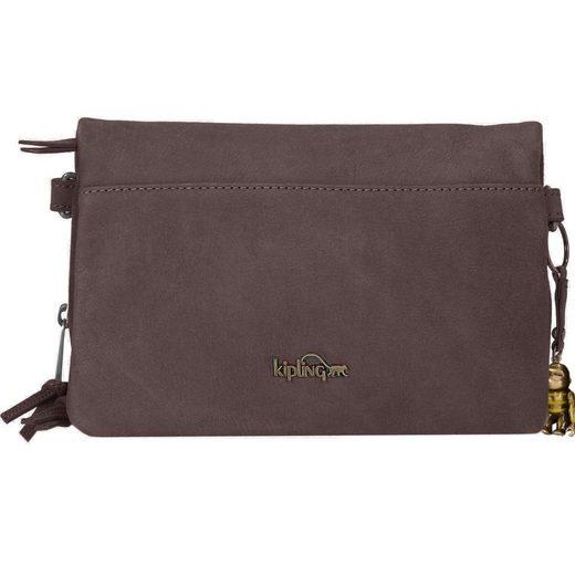 KIPLING Basic Leather Verra Umhängetasche Leder 22,5 cm