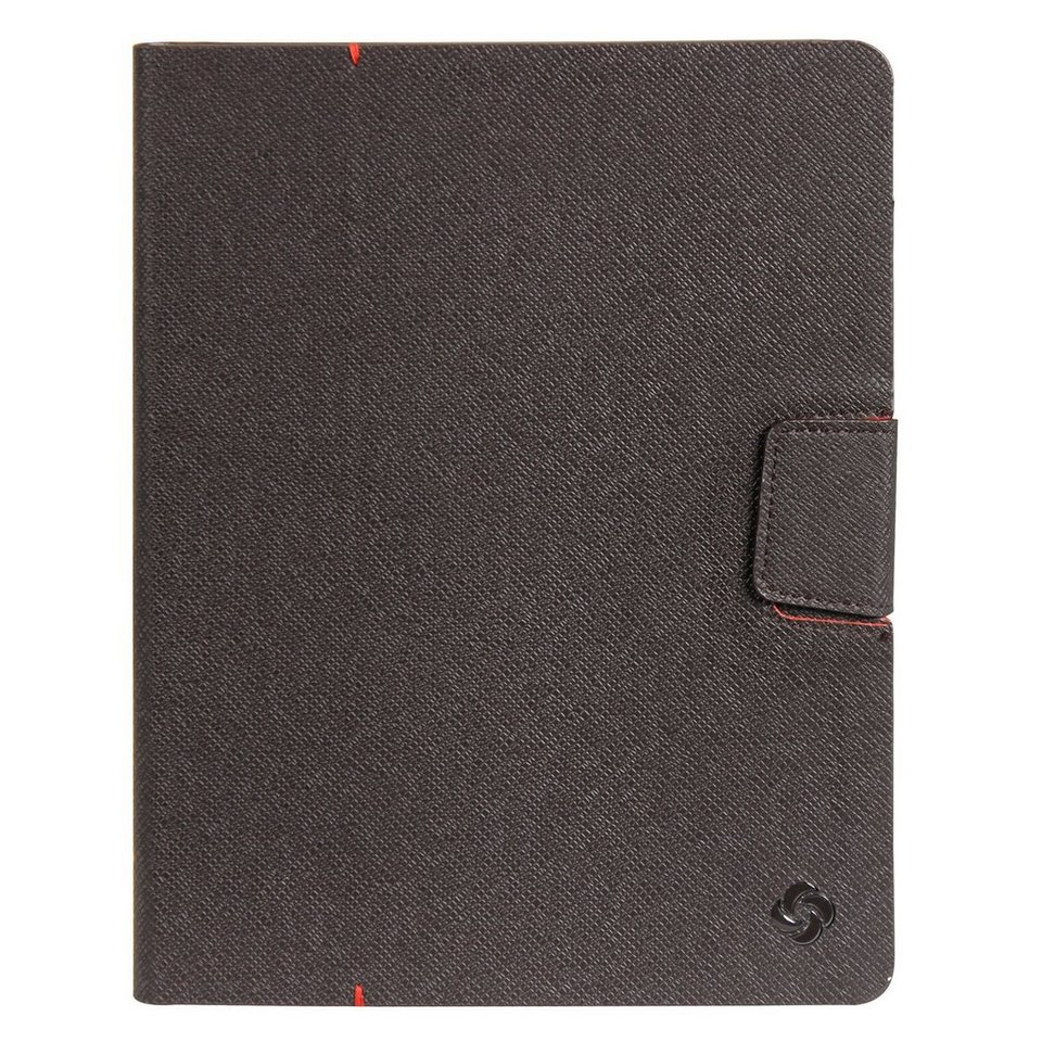 Samsonite Samsonite Mobile Pro Portfolio IPad Hülle Leder 19,9 cm in dark brown
