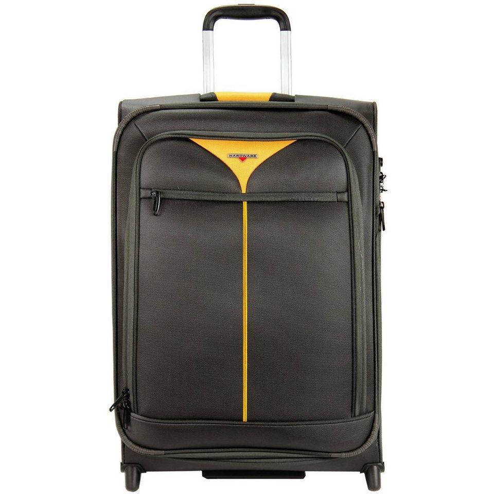Hardware Hardware Skyline 3000 2-Rollen Trolley 73 cm in ivy-yellow