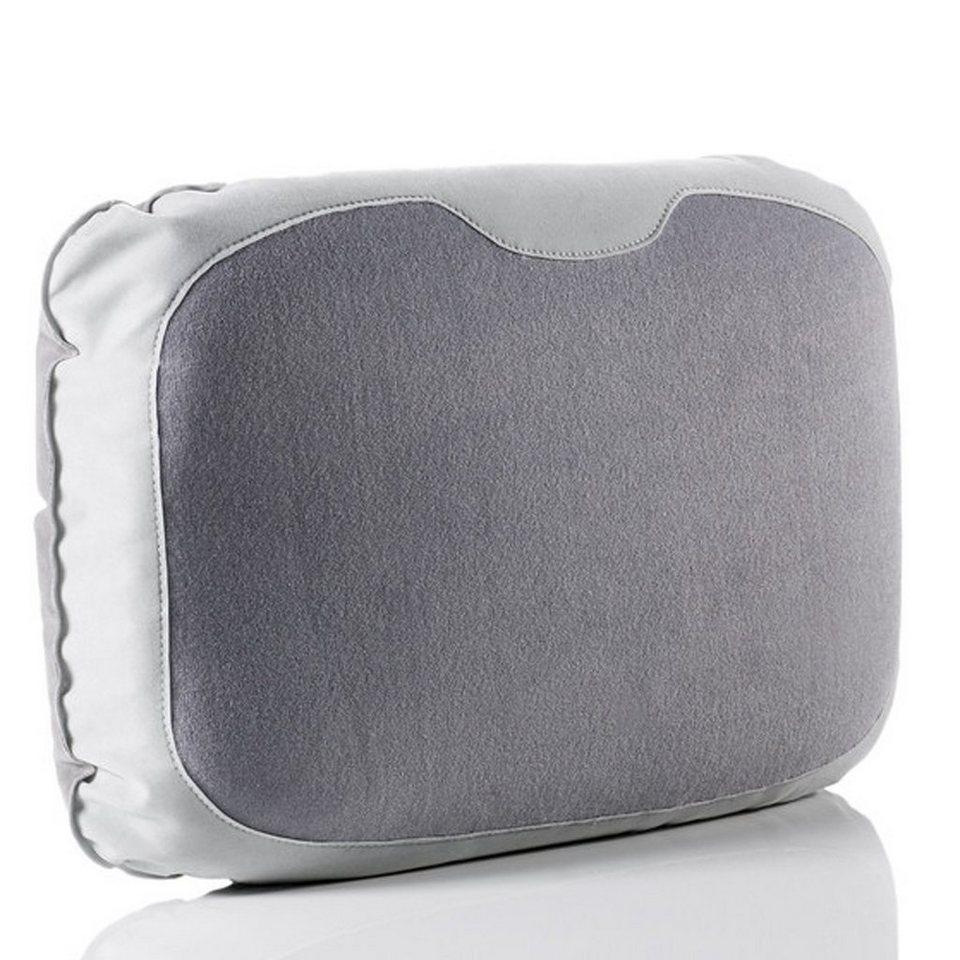 Go Travel Go Travel Gesundheit + Komfort Back Support Rückenstütze in grey