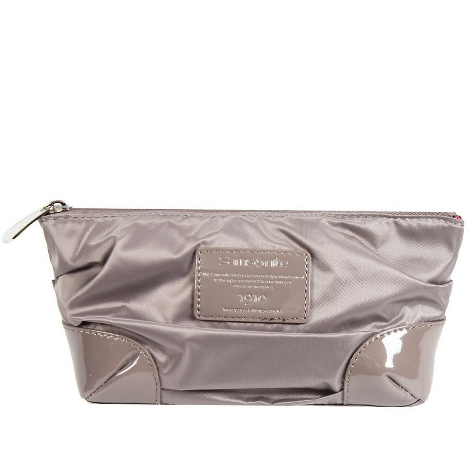Samsonite Thallo Cosmetic Case Cosmetic-Pouch Kulturbeutel 20 cm in cinder