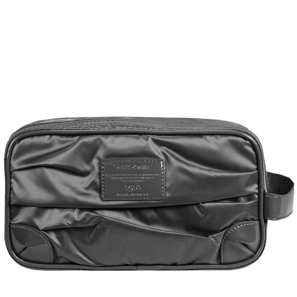Samsonite Samsonite Thallo Cosmetic Case Beautycase Kosmetiktasche 25 cm in black