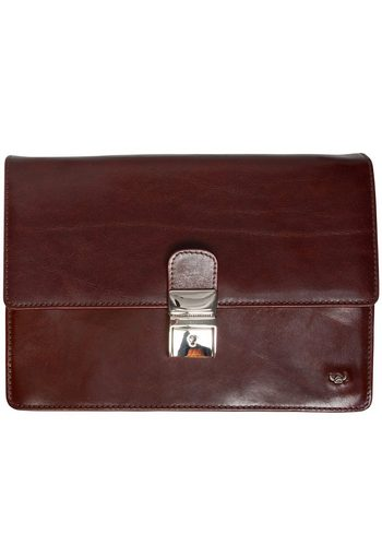 Herren Golden Head Colorado Business Herrentasche Handgelenktasche Leder 23 cm  | 04011885182404