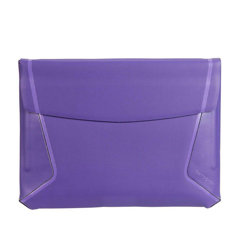 Samsonite Samsonite Thermo Tech Macbook Sleeve Laptophülle 30,5 cm in purple