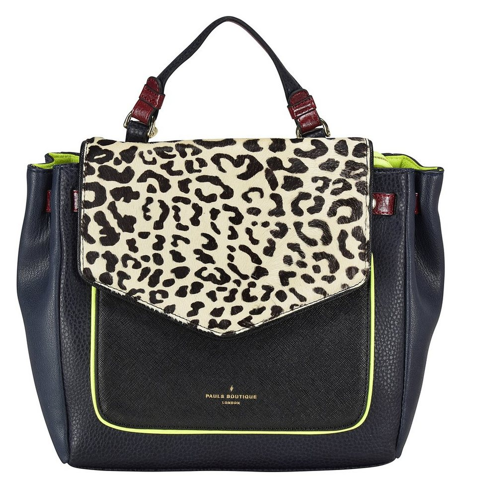 Paul's Boutique Pixie Henkeltasche 24 cm in navy
