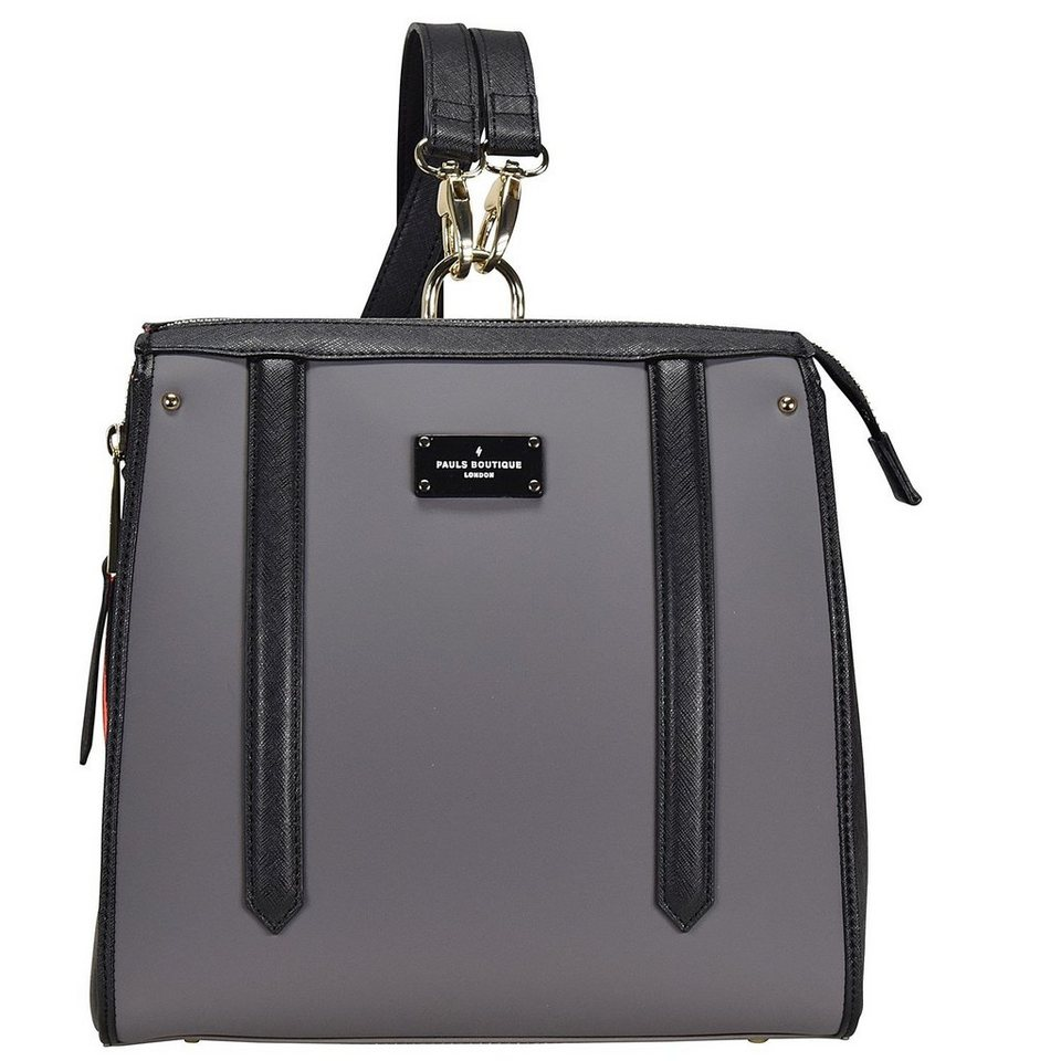 Paul's Boutique Casey Rucksack 24 cm in charcoal