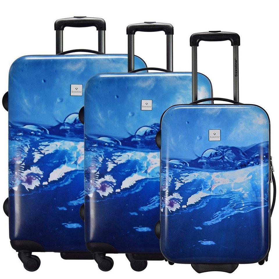 Saxoline Water Koffer Set 3tlg. in water