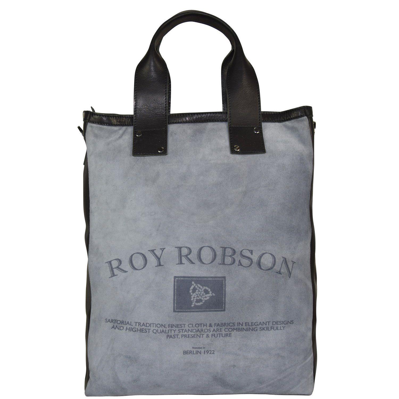 Roy Robson Storyboard Aktentasche Umhängetasche Leder 33 cm