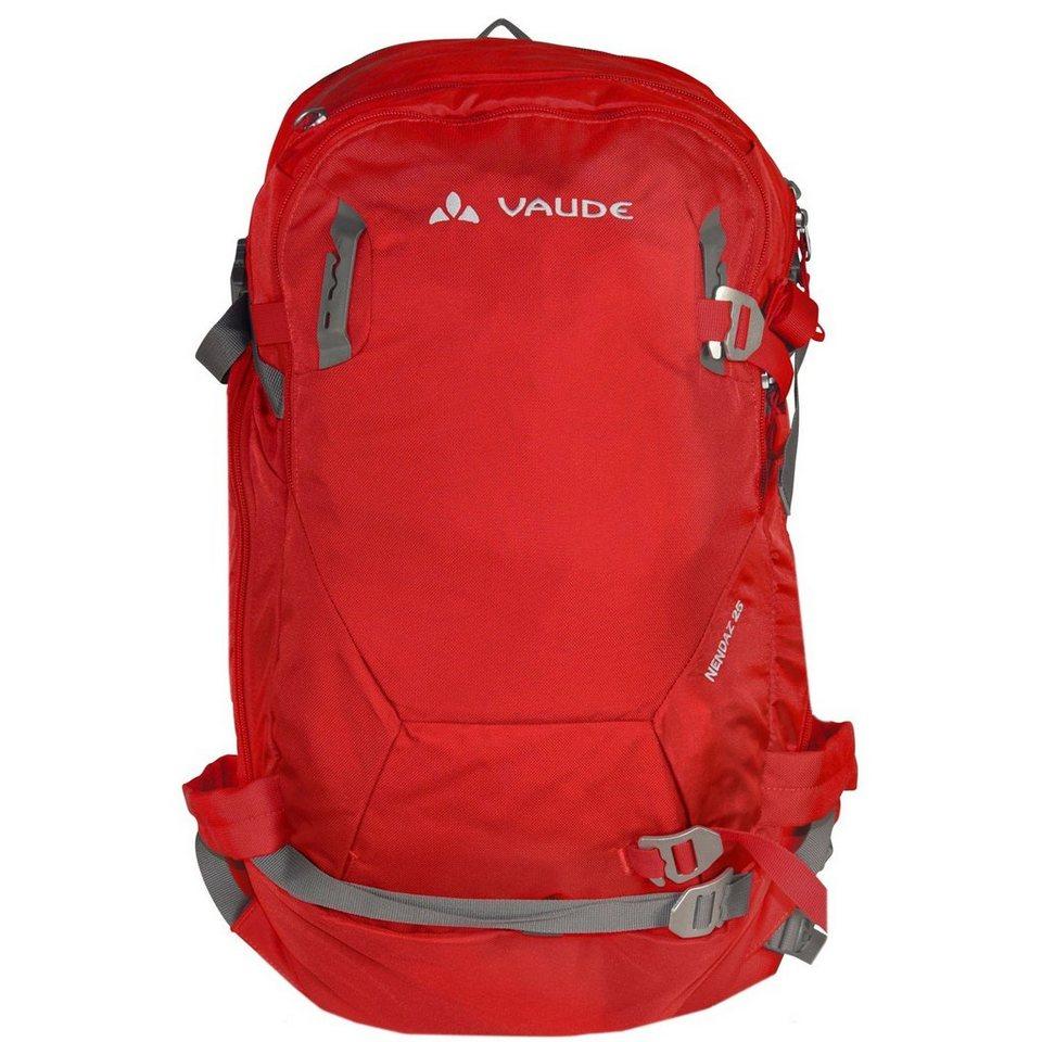 VAUDE Vaude Trek & Trail Nendaz 25 Rucksack 52 cm in indian red