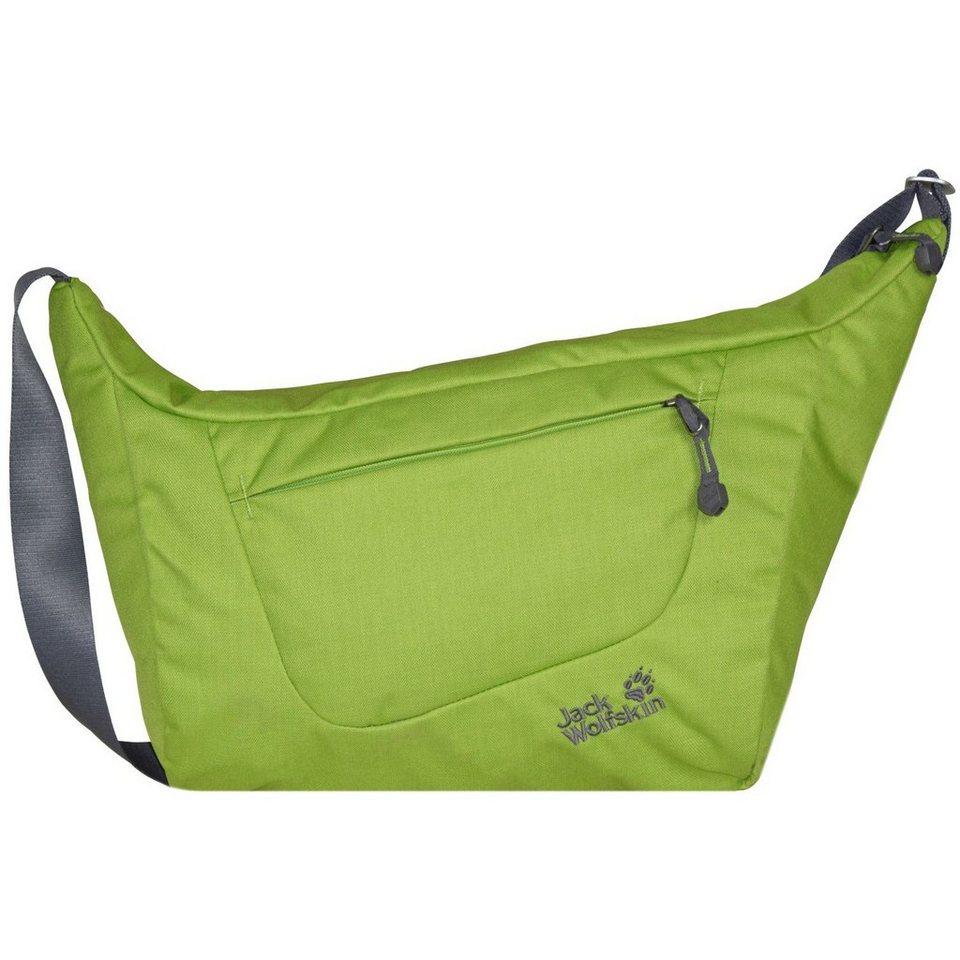 Jack Wolfskin Jack Wolfskin Daypacks & Bags Belmore 12 Umhängetasche 26 cm in earl green