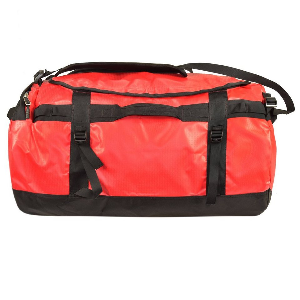The North Face Base Camp Duffel M Reisetasche 64,5 cm in tnf red - tnf black