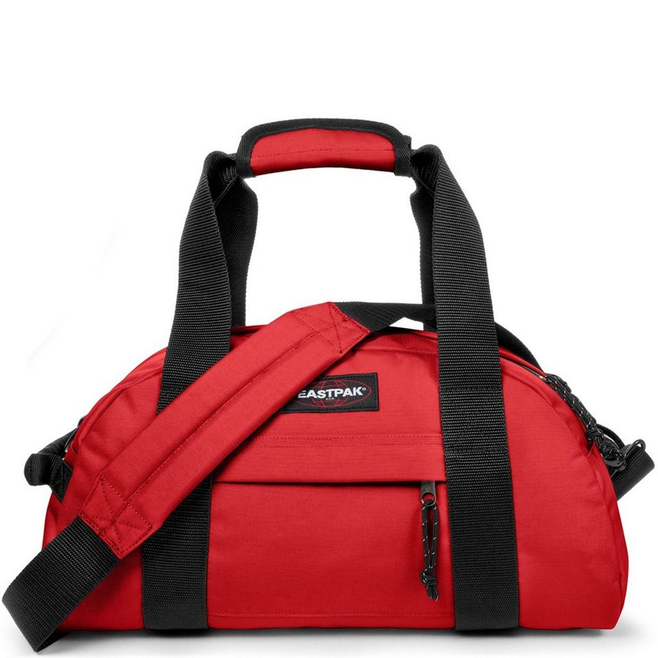 EASTPAK Authentic Collection Compact 17 Reisetasche 45 cm in apple pick red
