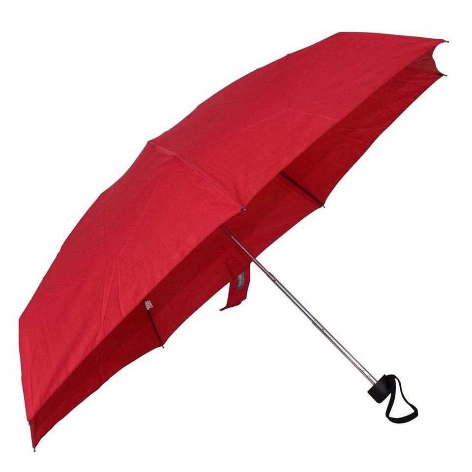 HAPPY RAIN Pepito Taschenschirm 19 cm in red