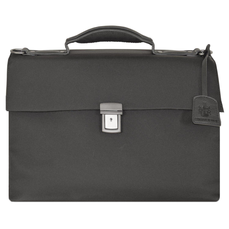 Leonhard Heyden Soho Briefcase Aktentasche 42 cm Laptopfach