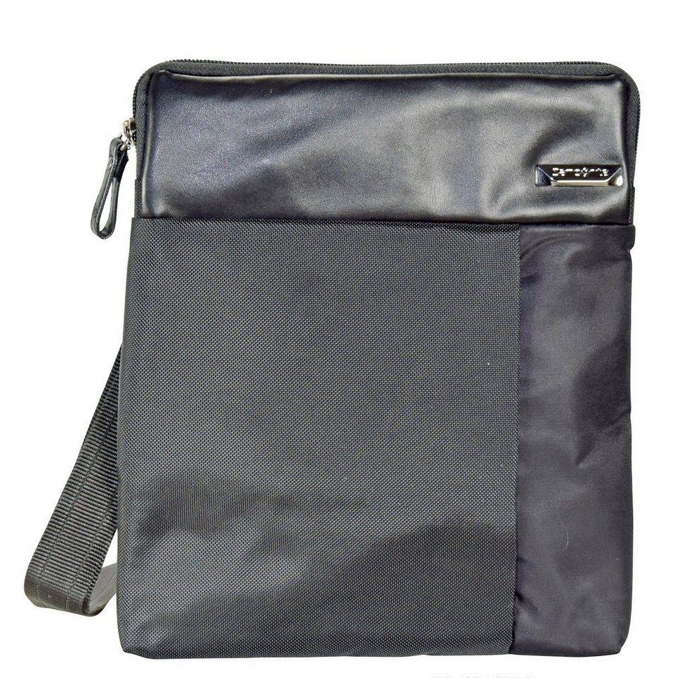 Samsonite Hip-Tech Umhängetasche 22 cm in grey