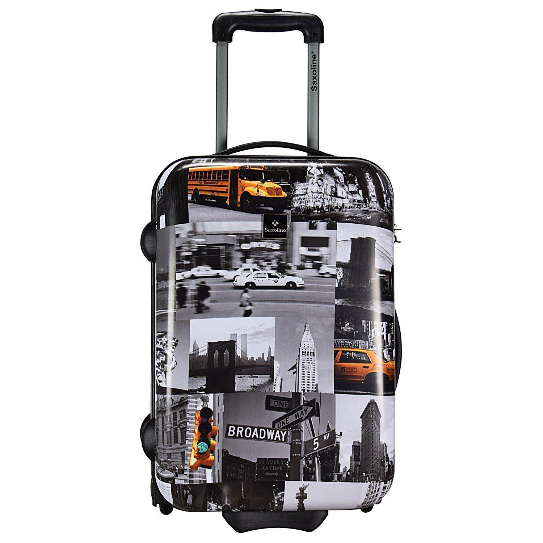 Saxoline® Biz New York 2-Rollen Kabinentrolley 55 cm