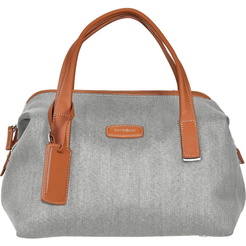 Samsonite Samsonite Lite DLX Beautycase 37 cm in ash grey