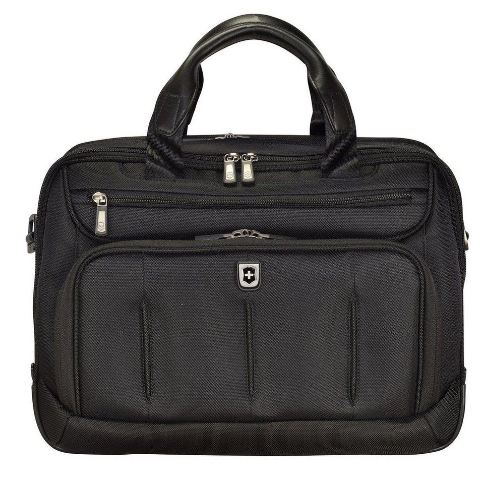 Victorinox Vx One Aktentasche 42 cm Laptopfach in schwarz