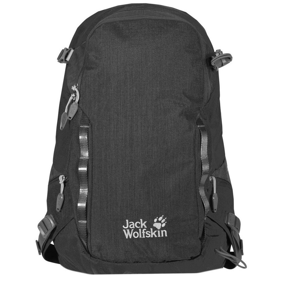 Jack Wolfskin Daypacks & Bags Rockson 24 Rucksack 48 cm in black