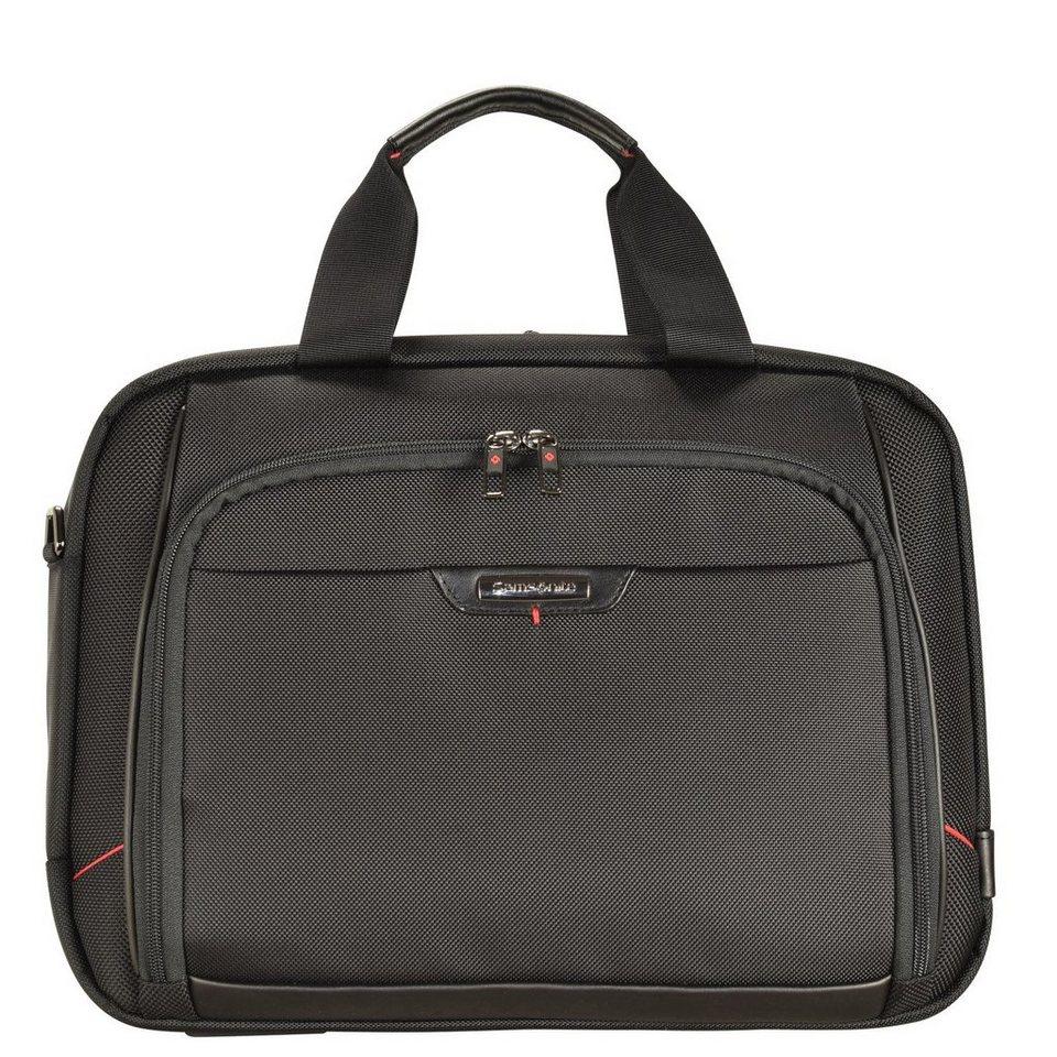 Samsonite Samsonite Pro-DLX 4 Business Aktentasche 40 cm Laptopfach in black
