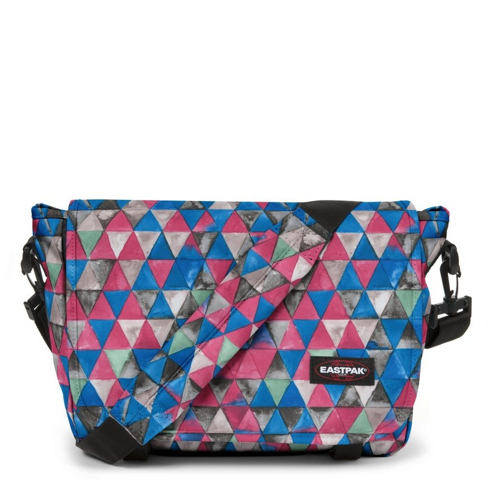 EASTPAK Authentic Collection JR 15 Messenger 33 cm in aqua geo may