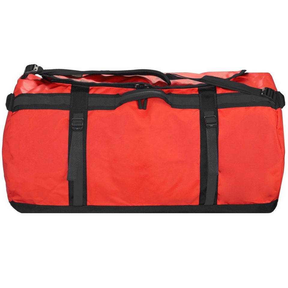 The North Face The North Face Base Camp Duffel XXL Reisetasche 80 cm in tnf red -tnf black
