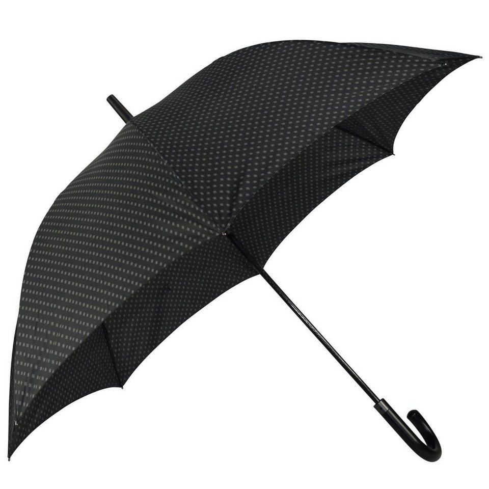 HAPPY RAIN Golf AC Kinematic Stockschirm 95 cm in rhomb