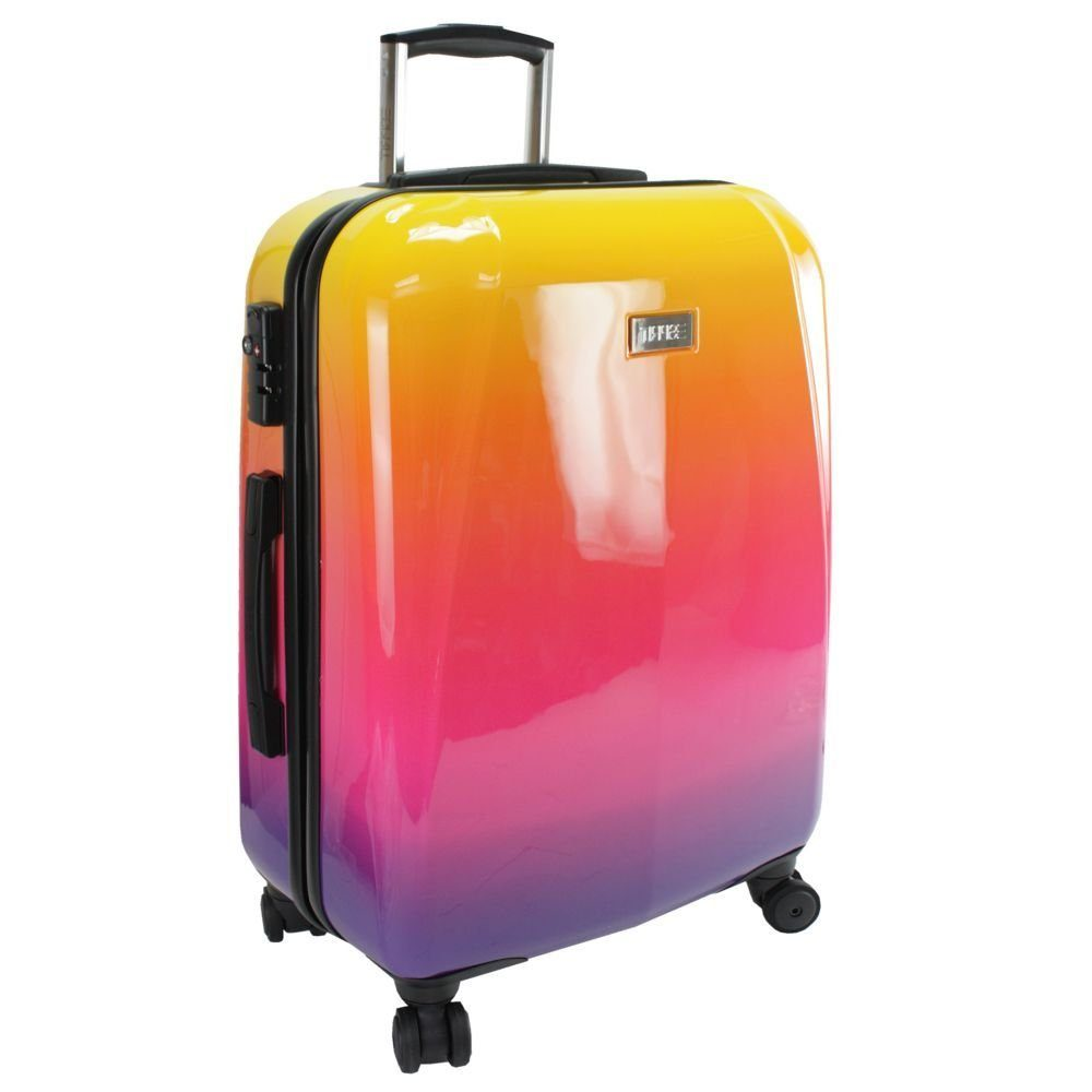 Esprit Polycarbonate Rainbow 4 -Rollen Trolley 77 cm