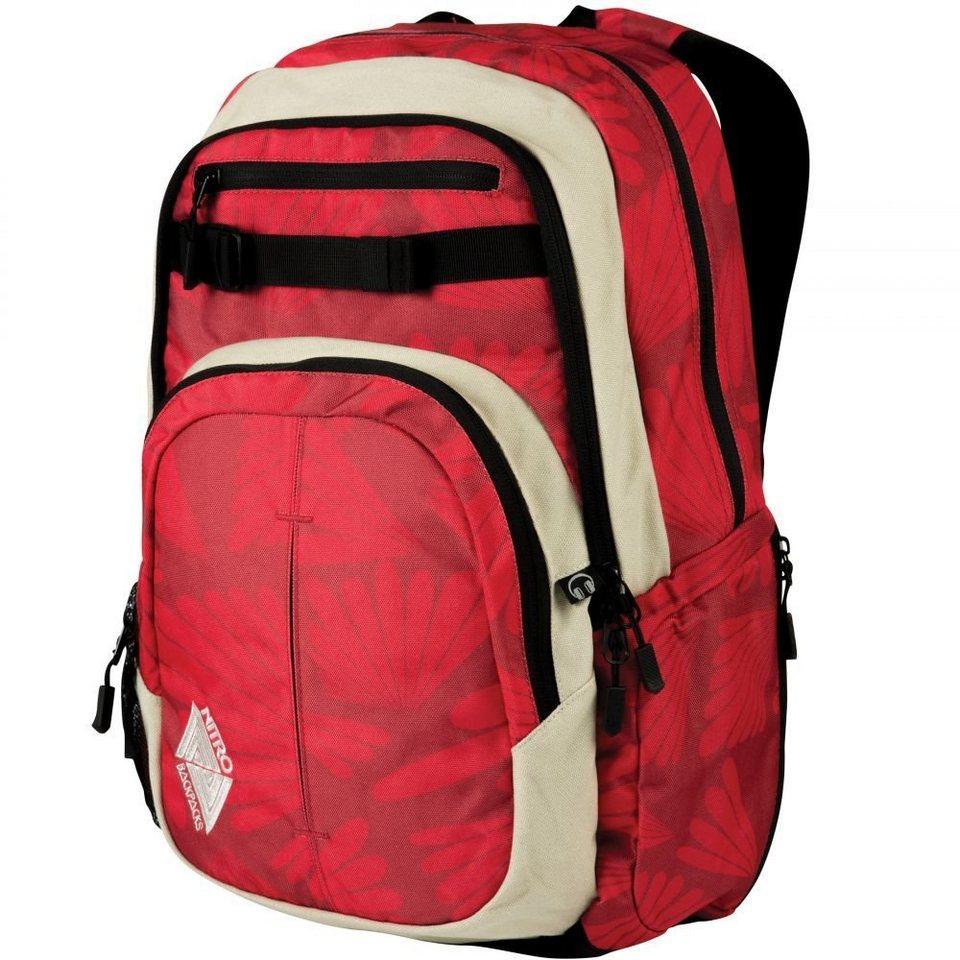 Nitro NITRO Backpacks Chase Rucksack 51 cm Laptopfach in sunset feather