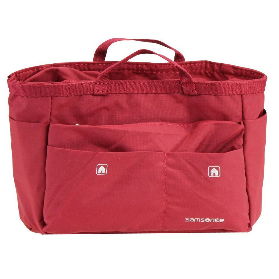 Samsonite Simply my Handtasche 28 cm in red