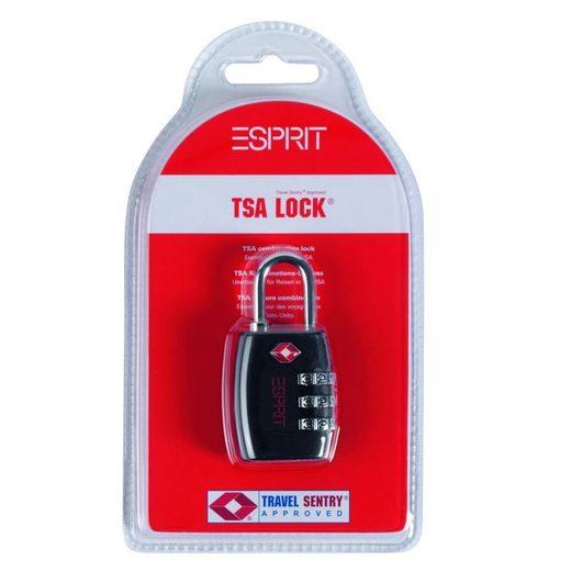 Esprit Travel Accessoires TSA Combination-Lock Schloss 3 cm