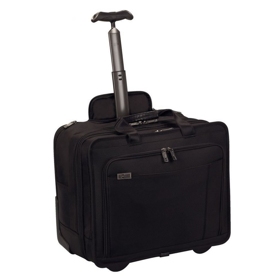 Victorinox Victorinox Architecture 3.0 Pompeii Mono Retrax Business-Trolley in schwarz