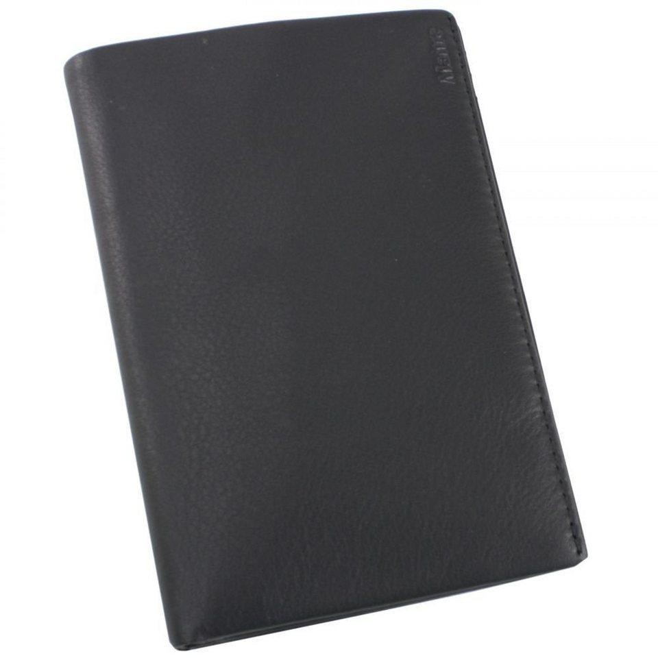 Billiger Preis günstig offizielle Fotos Maître Largo Brieftasche Leder 11,5 cm, Verschlussart: offen online kaufen    OTTO