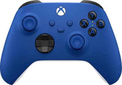 Xbox »Shock Blue« Wireless-Controller