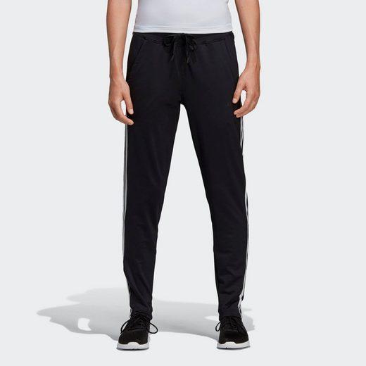 adidas Performance Sweatpants »Design 2 Move 3-Streifen Hose«