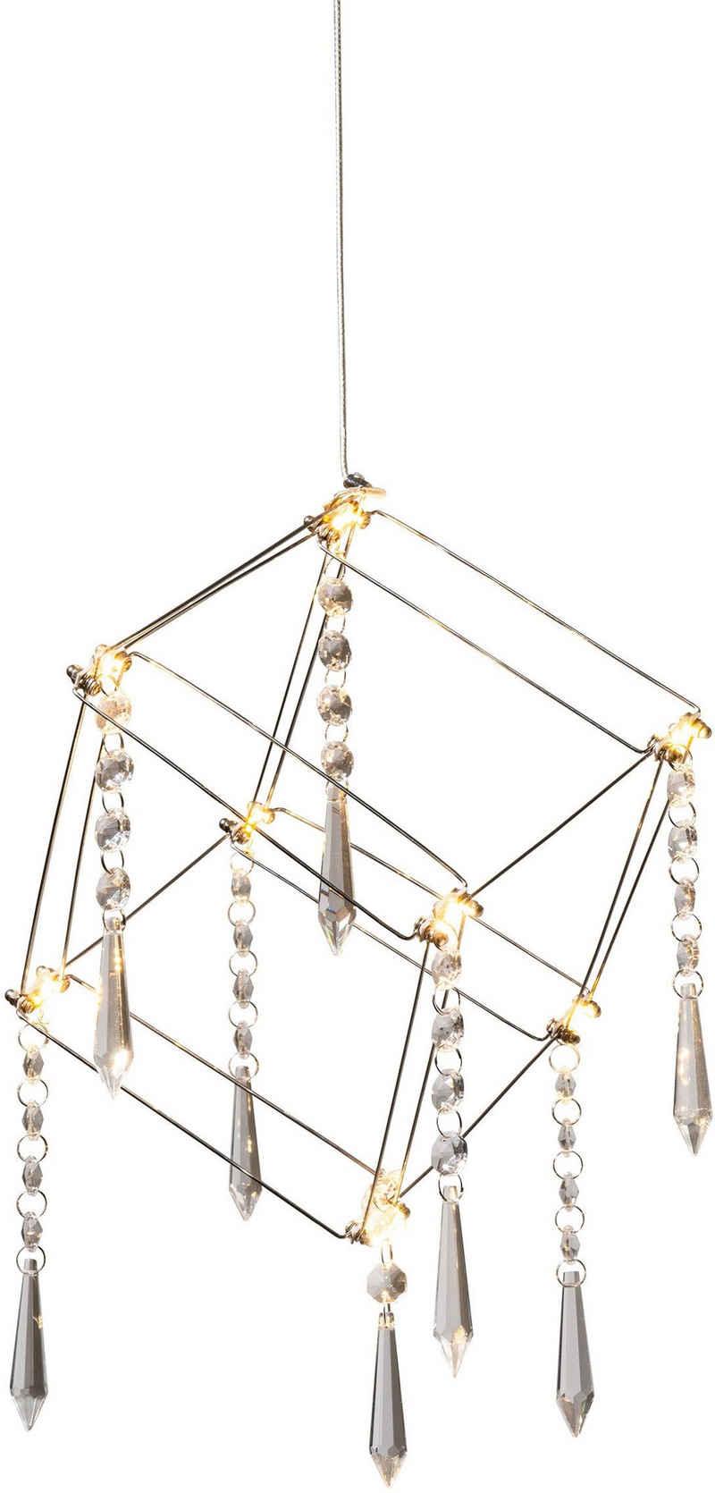 näve LED Pendelleuchte »Araneus«, LED Hängelampe, LED Hängeleuchte