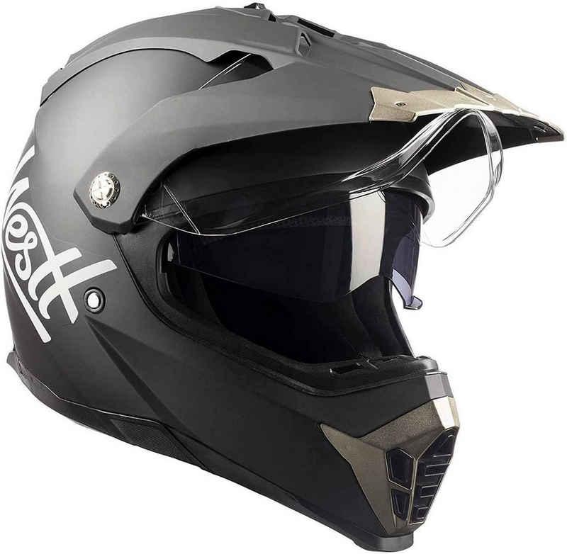 Westt Motocrosshelm »Cross X«