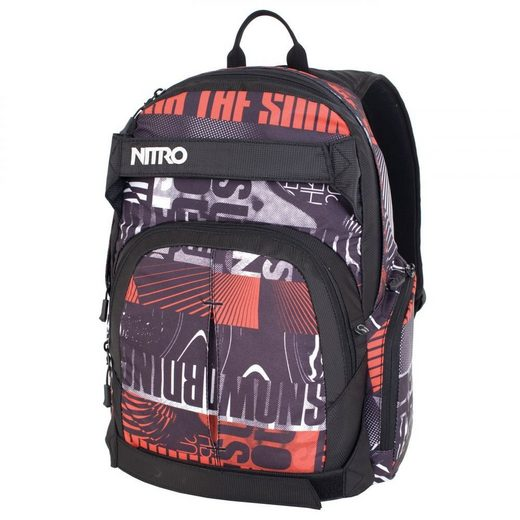 NITRO Backpacks Drifter Rucksack 46 cm Laptopfach