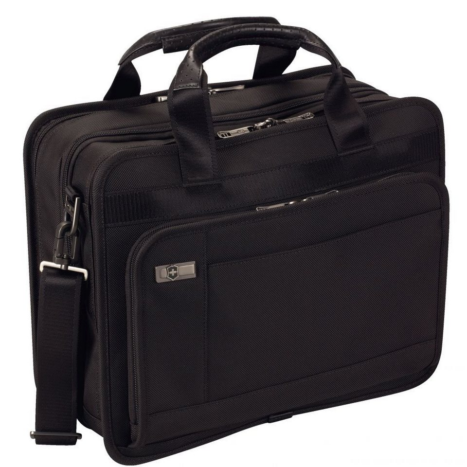 Victorinox Architecture 3.0 Monticello 13 Aktentasche mit Laptopfach 38 cm in schwarz