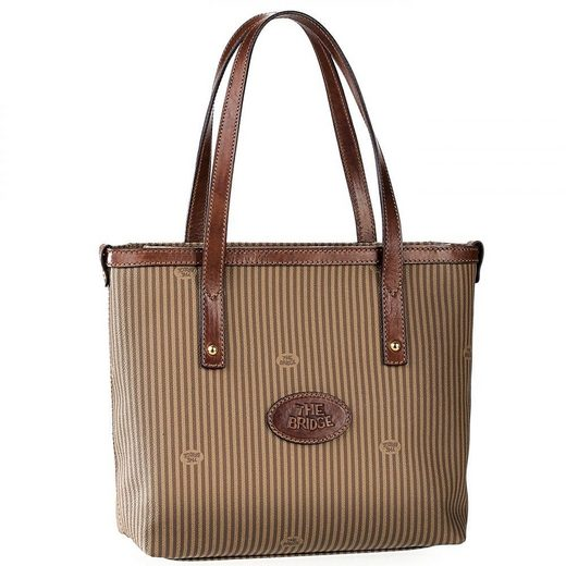 THE BRIDGE Heritage Donna Shopper 27 cm