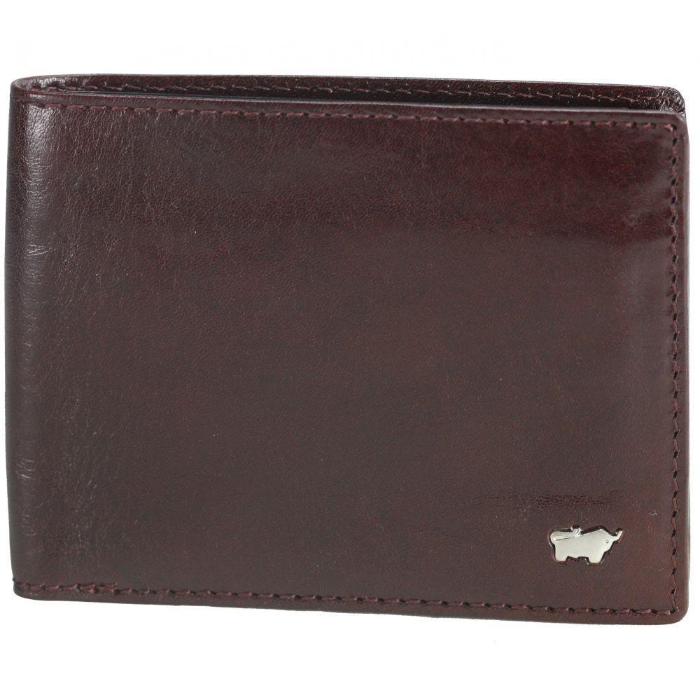 Braun Büffel Basic Geldbörse I Leder 11,5 cm